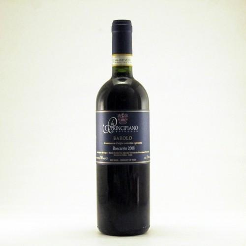 "Barolo ""Boscareto"" - 2008 (Ferdinando Principiano)"