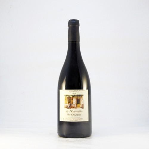 """Vin de pays du Mont Baudile """"Le Mourvèdre des Crouzets"""" - 2016 (Supply-Royer)"""