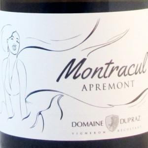 "Apremont ""Montracul"" - 2016 Magnum (Domaine Dupraz)"