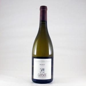 """Bourgogne Côtes d'Auxerre """"Biaumont"""" - 2013 (Jean-Hugues et Guilhem Goisot)"""