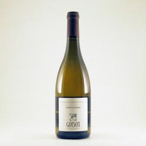 """Bourgogne Côtes d'Auxerre """"Corps de Garde"""" Blanc - 2015 (Jean-Hugues et Guilhem Goisot)"""