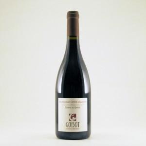 """Bourgogne Côtes d'Auxerre """"Corps de Garde"""" Rouge - 2015 (Jean-Hugues et Guilhem Goisot)"""