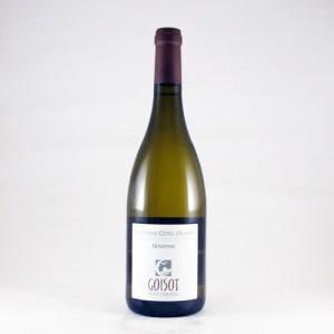 """Bourgogne Côtes d'Auxerre """"Gondonne"""" - 2013 (Jean-Hugues et Guilhem Goisot)"""