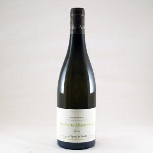 """Bourgogne """"Grains de Chardonnay"""" - 2014 (Dominique Lucas)"""