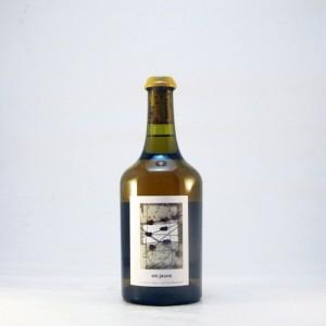 """Côtes du Jura """"Jaune"""" - 2010 (Julien Labet)"""