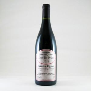 """Côtes du Rhône """"Hautes Vignes"""" Rouge - 2014 (Jean-Luc Jamet)"""