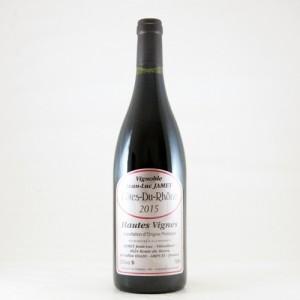 """Côtes du Rhône """"Hautes Vignes"""" Rouge - 2015 (Jean-Luc Jamet)"""