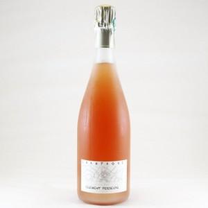 """Champagne """"Rosé"""" (Clément Perseval)"""