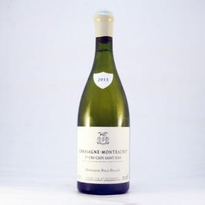 Chassagne-Montrachet 1er Cru Clos Saint Jean - 2015 (Paul Pillot)