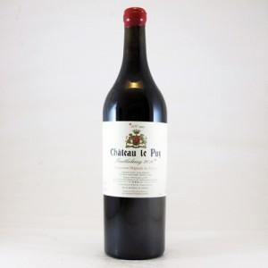"""Francs-Côtes-de-Bordeaux """"Barthélemy"""" Rouge - 2010 (Château Le Puy)"""