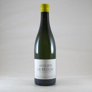 "Corbières ""La Bégou"" - 2015 (Maxime Magnon)"