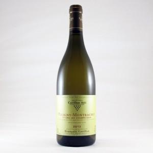 """Puligny-Montrachet 1er cru """"Les Champs Gains"""" - 2013 (François Carillon)"""