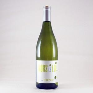 """Vin de France """"Hors la Loi"""" Viognier - 2015 (Domaine de Ferrand)"""