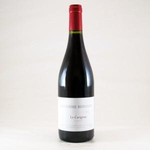 "Vin de France ""Le Carignan"" - 2015 (Catherine Bernard)"