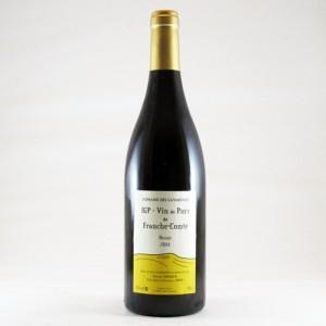 Vin de pays de Franche-Comté Rouge - 2014 (Domaine des Cavarodes)