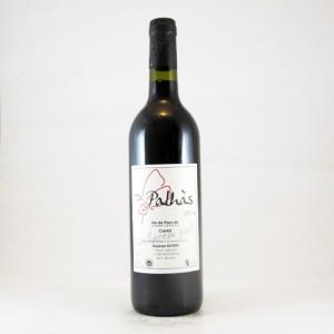 """Vin de Pays du Comté Tolosan Rouge """"Palhàs""""  2014 (Stéphan Elzière)"""