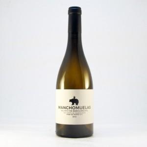 """Vinos de Madrid """"Manchomuelas Garnacha Blanca"""" - 2016 (Bernabeleva)"""