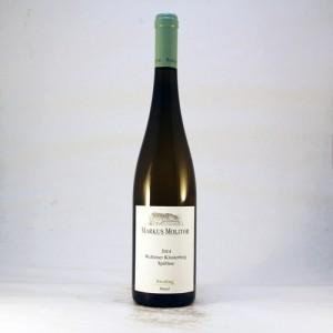 Wehlener Klosterberg Spätlese - 2014 (Markus Molitor)